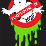 Footloose 5K 2020 Ghostbuster Theme