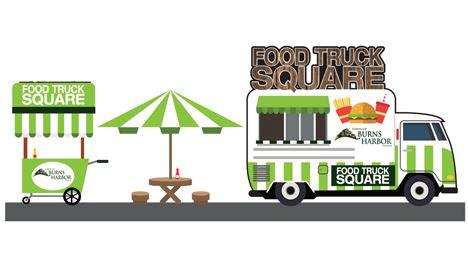 Burns Harbor Food Truck Square