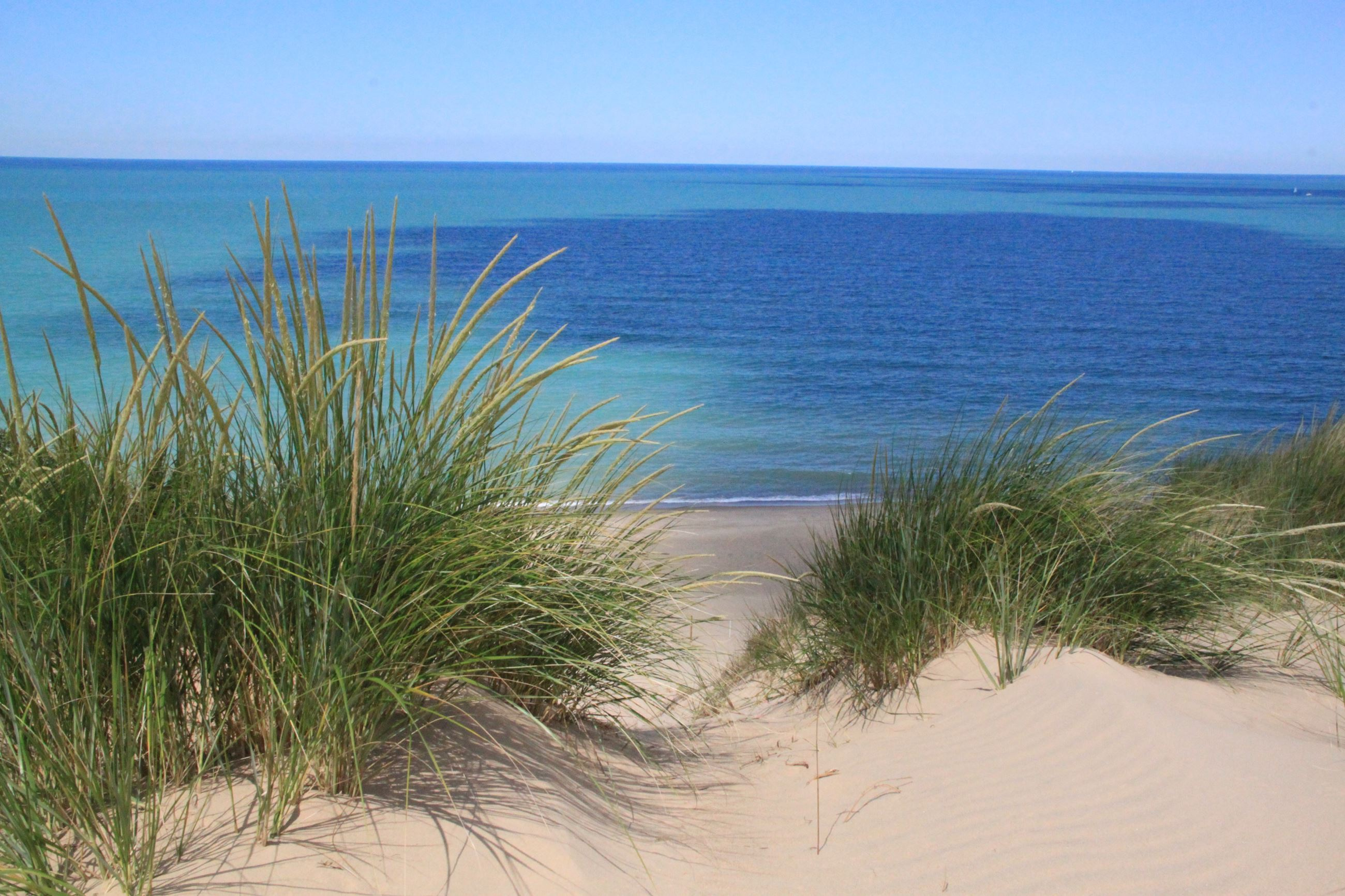 Lake Michigan provided by Indiana Dunes Tourism